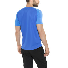 Bergans Slingsby Tee Men Athens Blue/Light Winter Sky/Alu